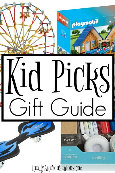 Kids Pick Gift Guide