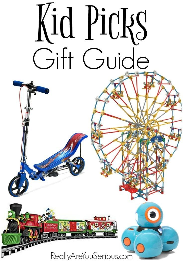 Kid Picks gift guide