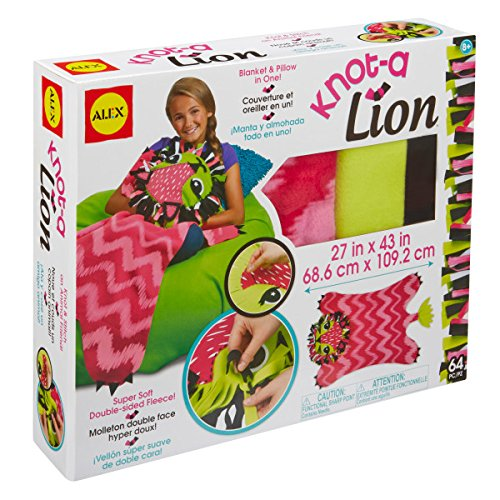 Knot a lion craft kit