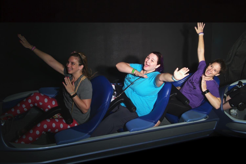 Space Mountain VIP tour Walt Disney World
