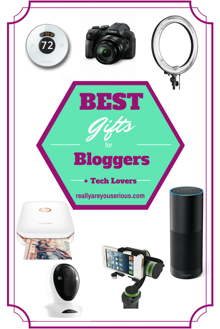 Blogger + tech gift guide