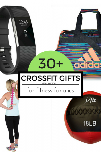 crossfit gifts for fitness fanatics