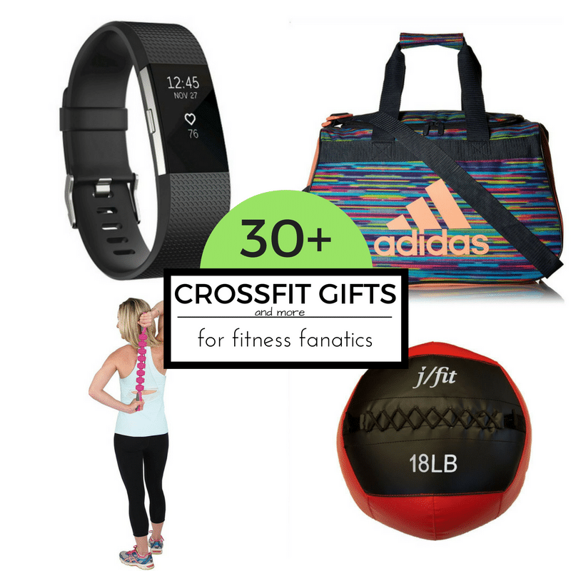 Over 30 of the best gifts for crossfit