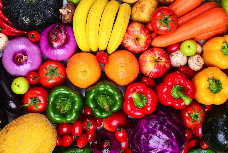 fruits vegetables STEM project