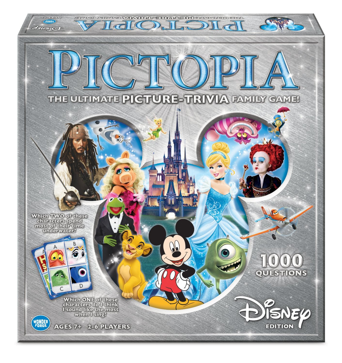 pictopia disney edition