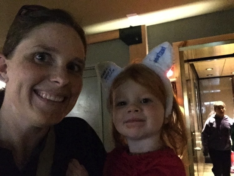 Mommy and Me Monday Wolf Ears