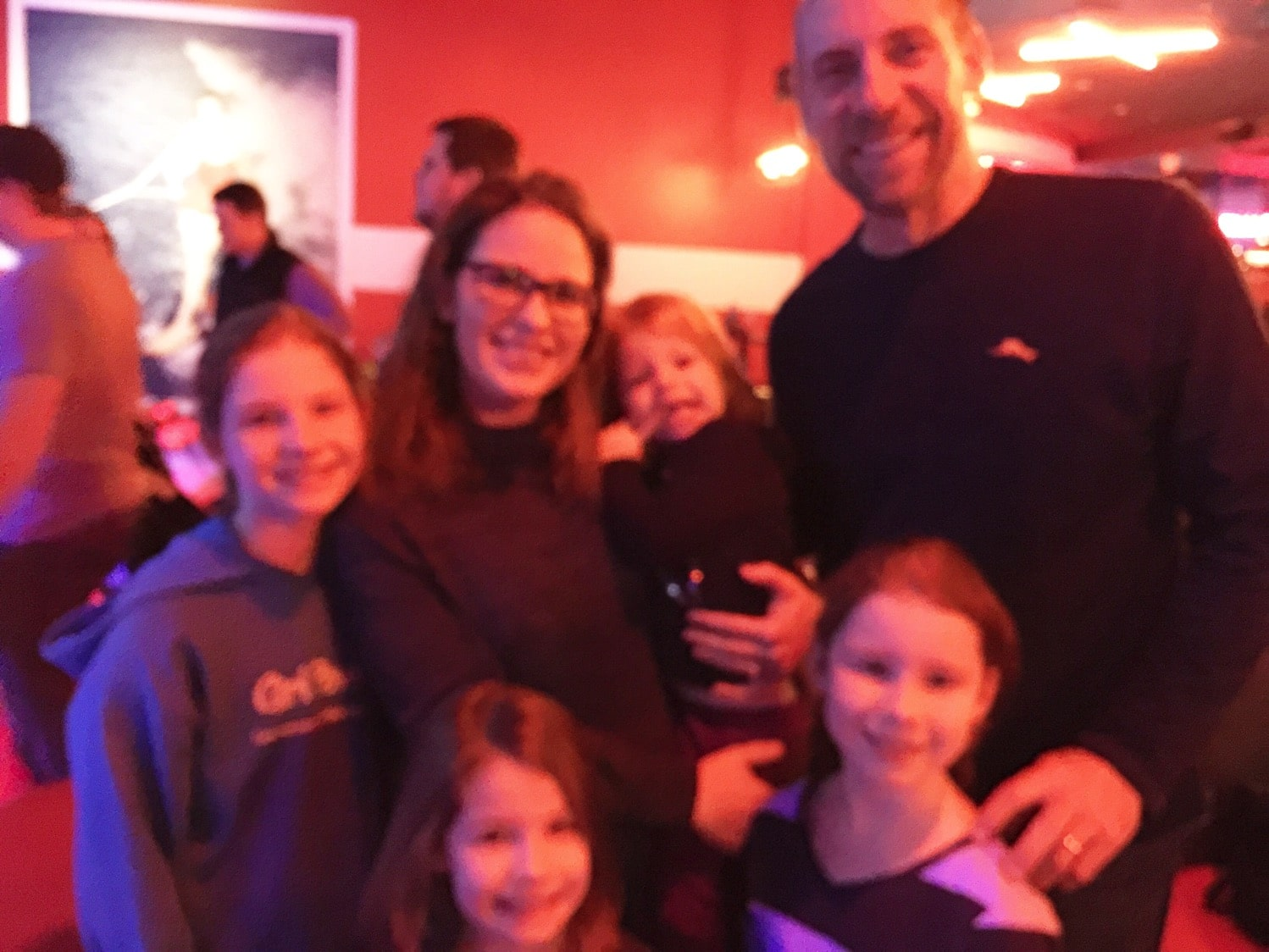 bowlero mommy and me monday with john smoltz