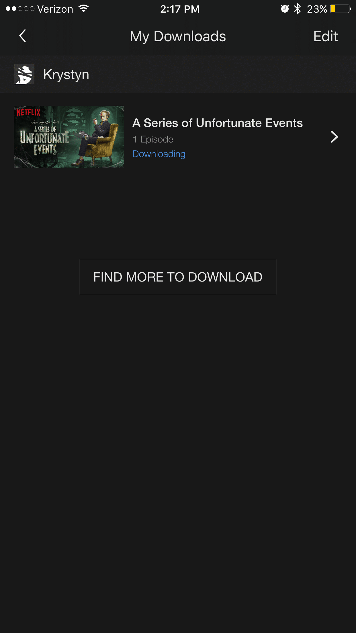 Netflix download5