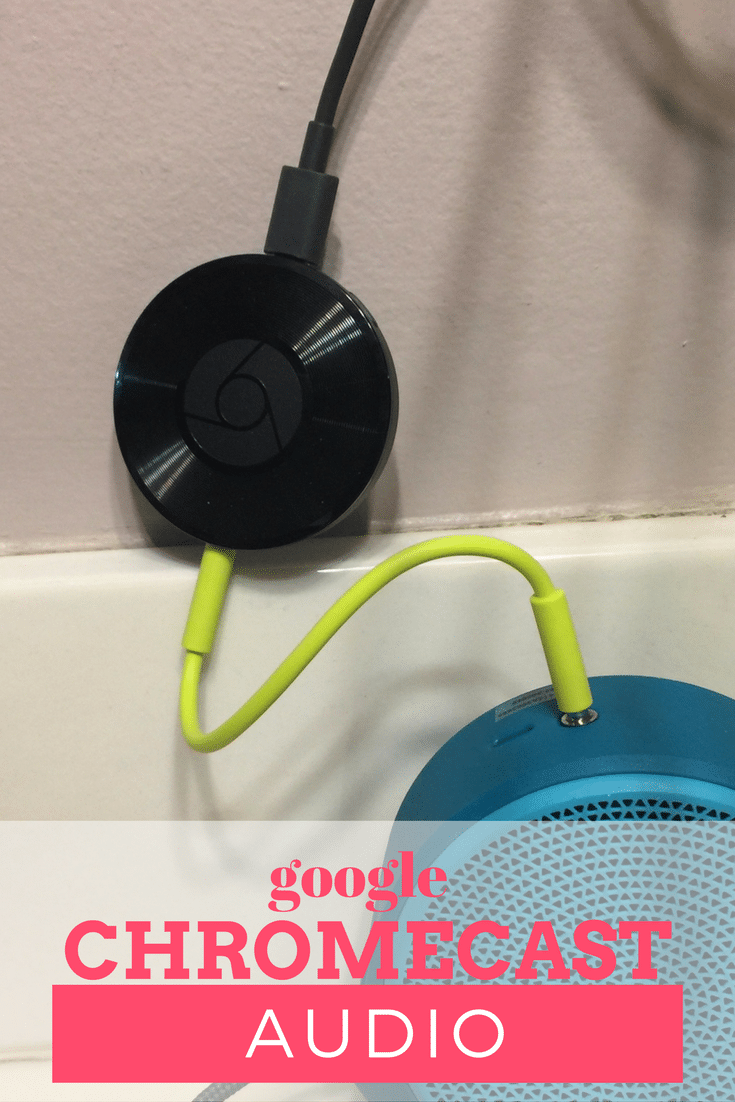how to connect chromecast audio