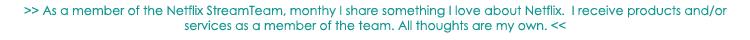 Netflix stream team disclaimer