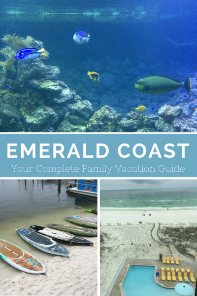 Emerald Coast Fun | Your Complete Family Vacation Guide