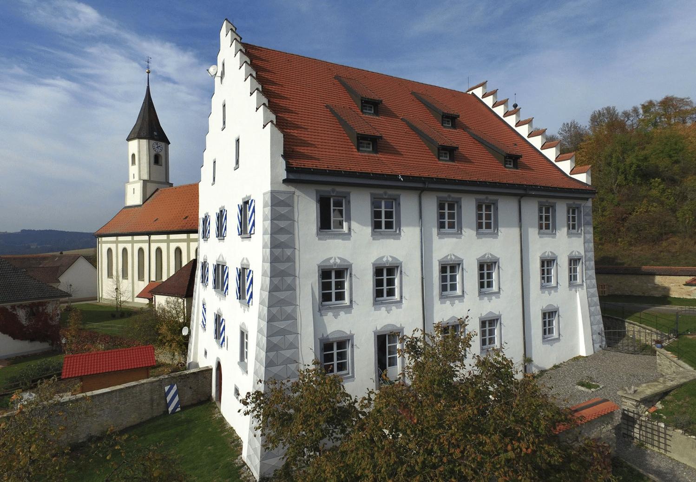 Maddi Bourgerie Germany Castle