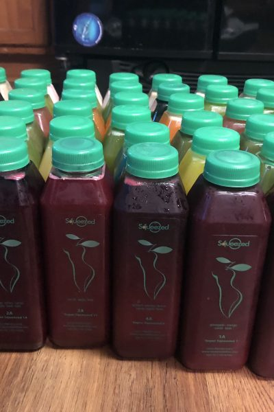 Squeezed Online detox 7 day