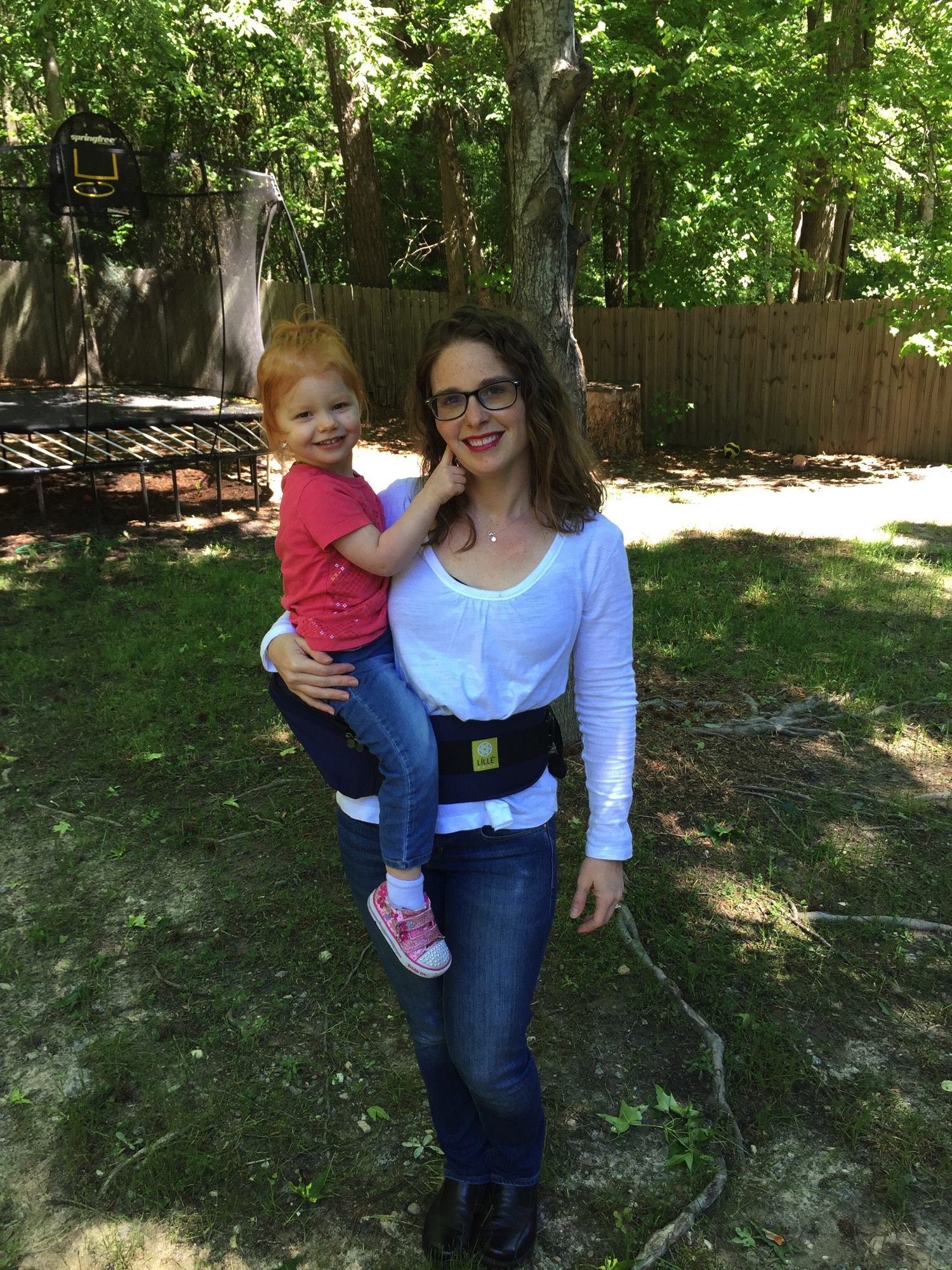 Lillebaby seatme review hip pocket