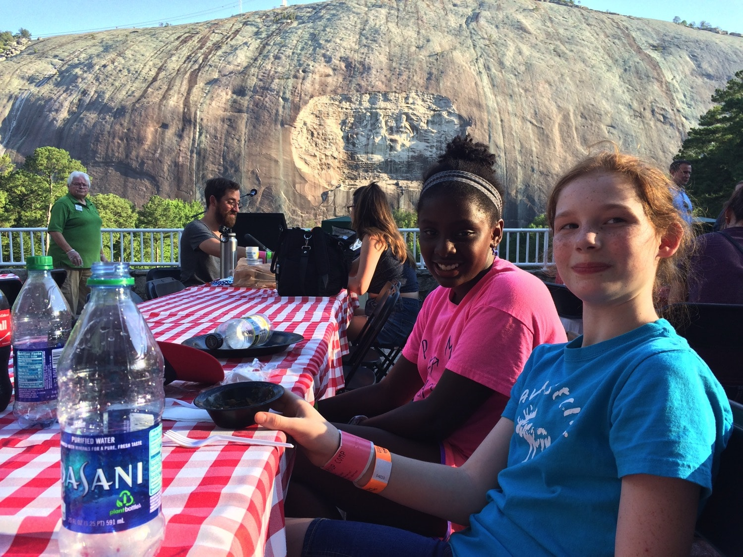 Stone Mountain Summer Laser Show