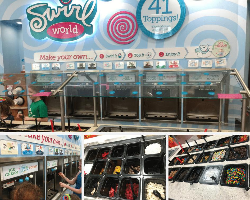 SwirlWorld at RaceTrac