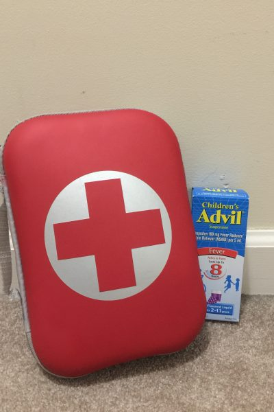 What's in my travel first aid kit