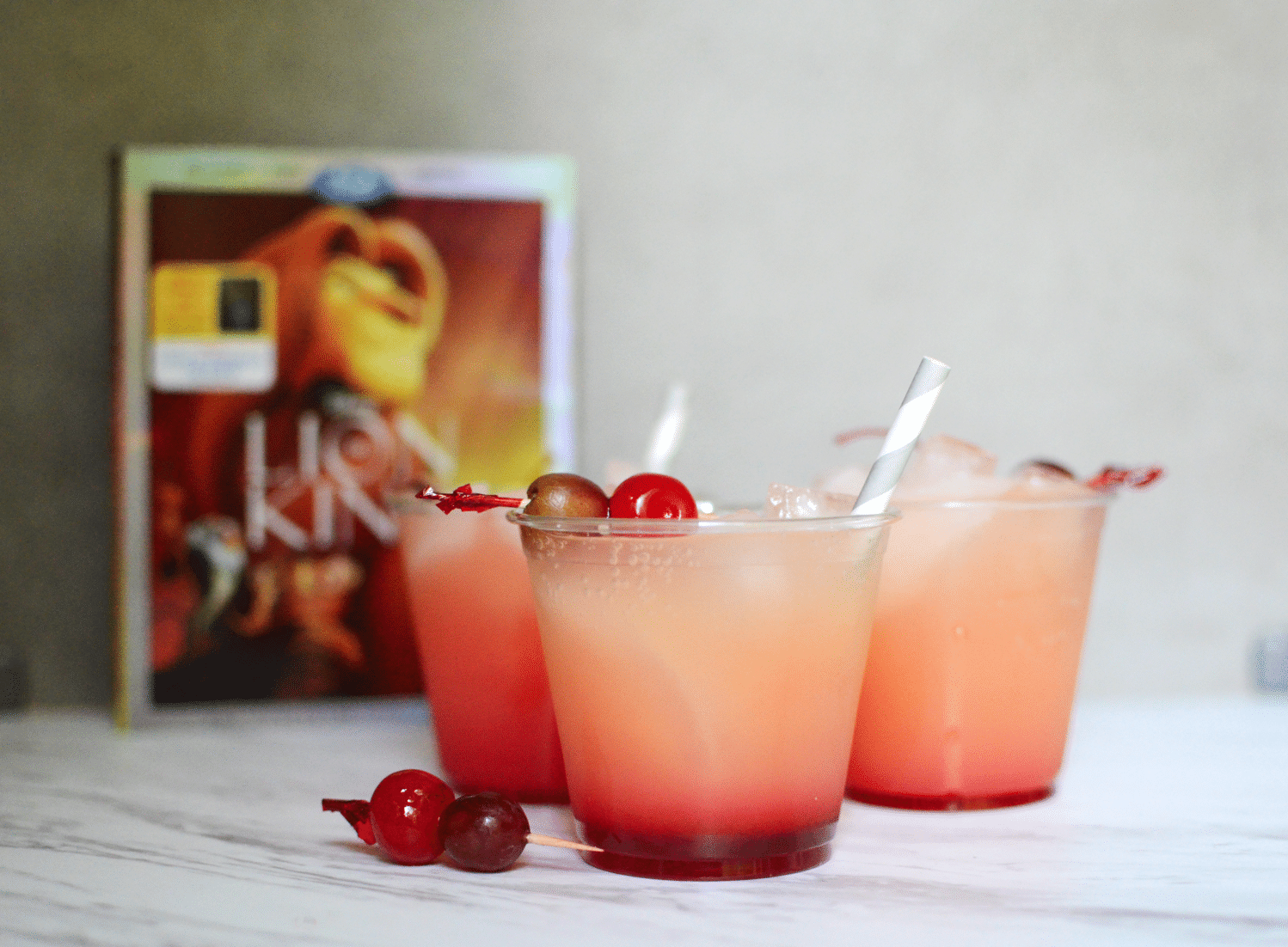 simba's sunrise punch lion king ingredients