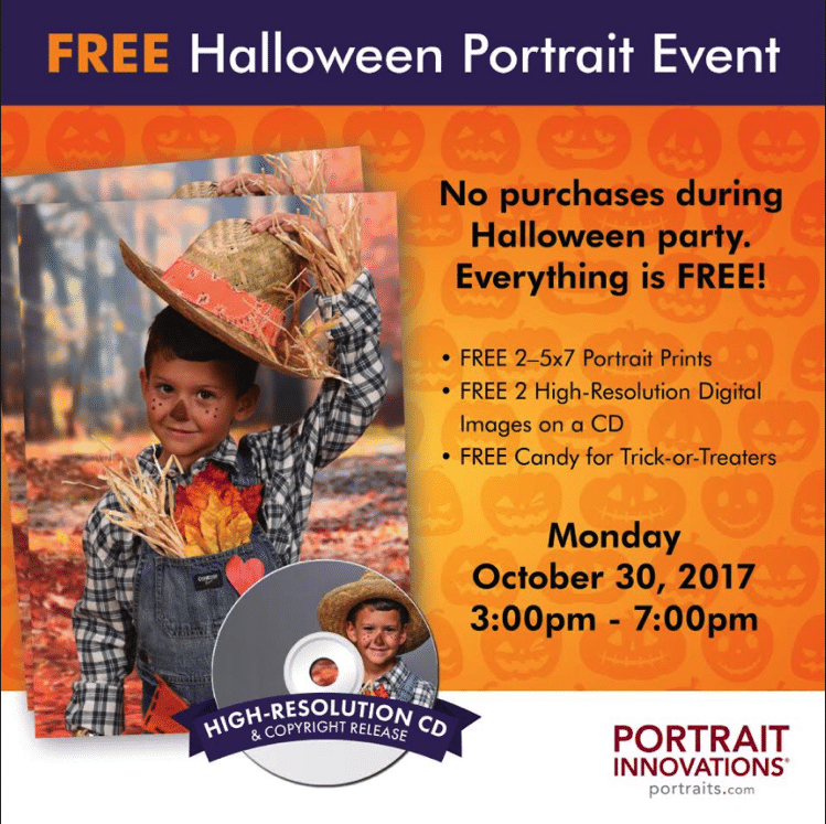portait innovations free event
