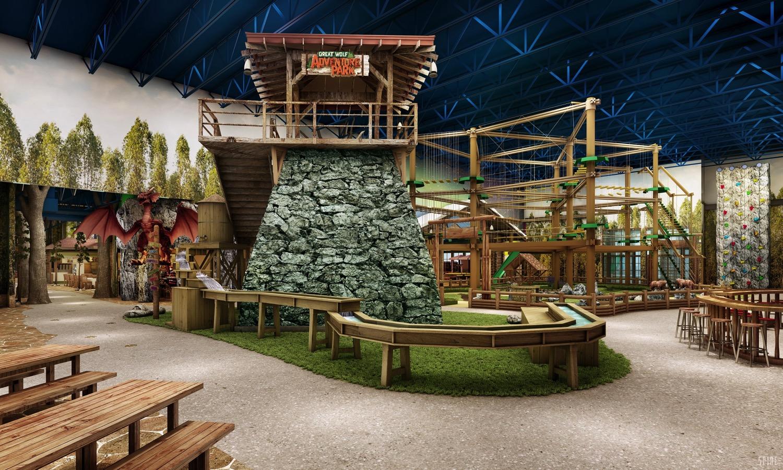 GWL GA Adventure Park Rendering