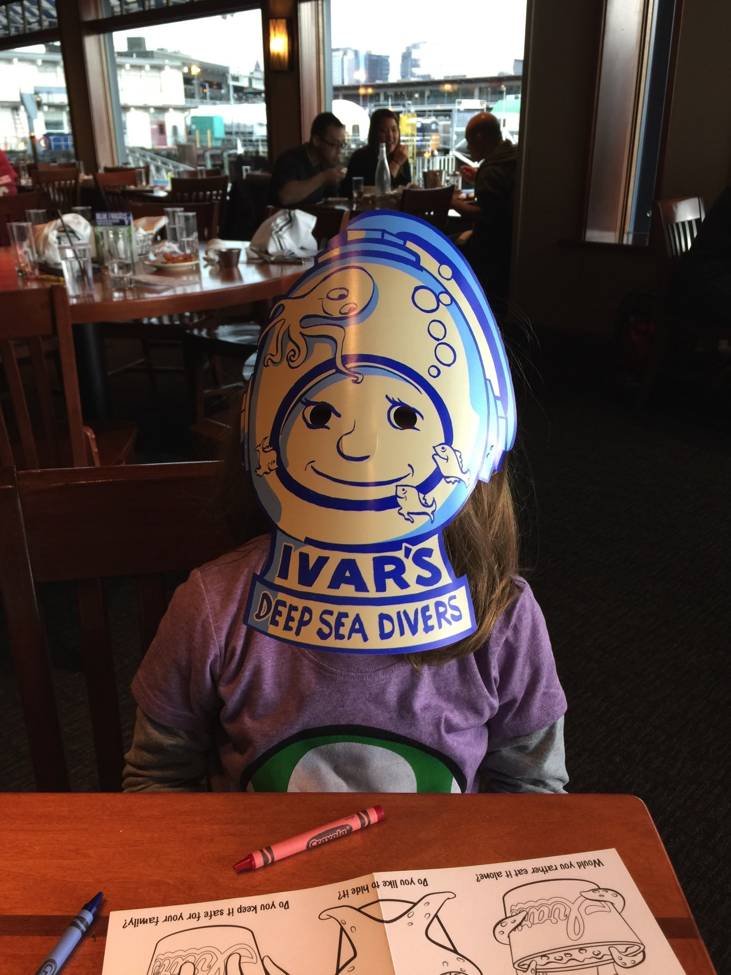 Ivar's restaurant Seattle