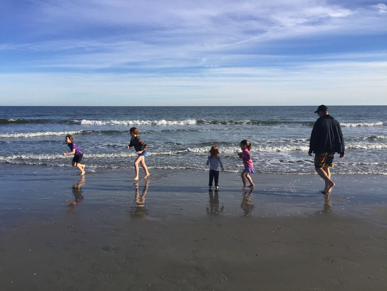 Myrtle Beach water