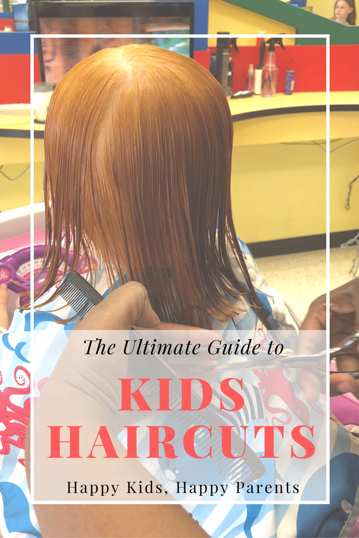 The ultimate guide to kids haircuts