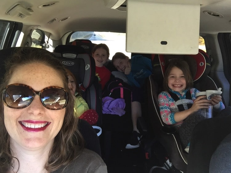 large car for family travel