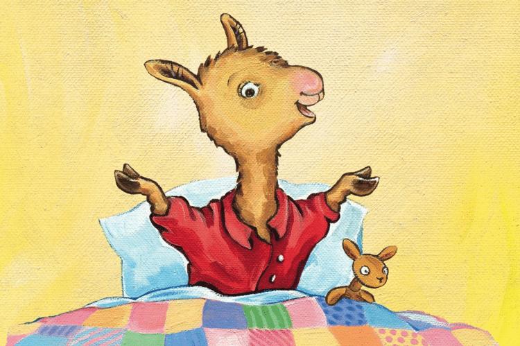 Llama Llama Red Pajama on Netflix