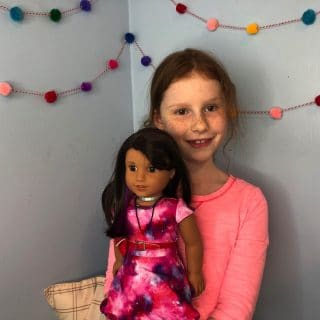 Meet Luciana Vega + Activity Sheet (Free Printable) | American Girl's Girl of the Year 2018 with Video