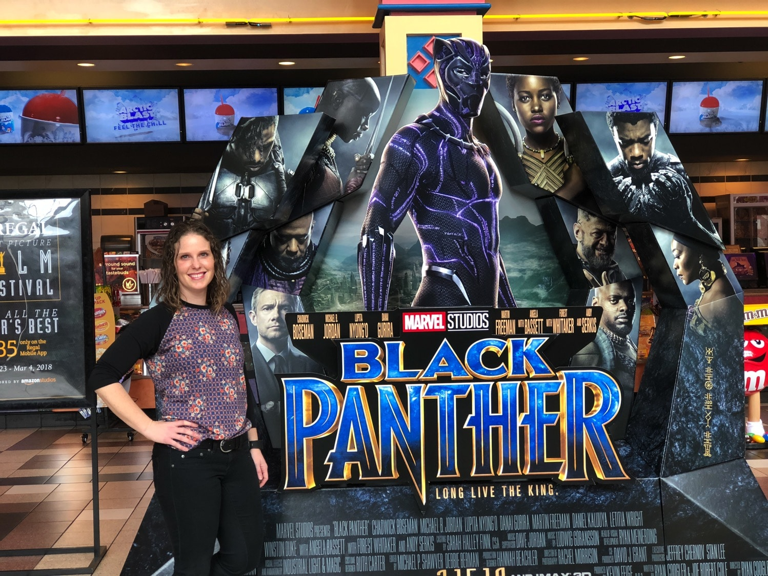 Black Panther Screening