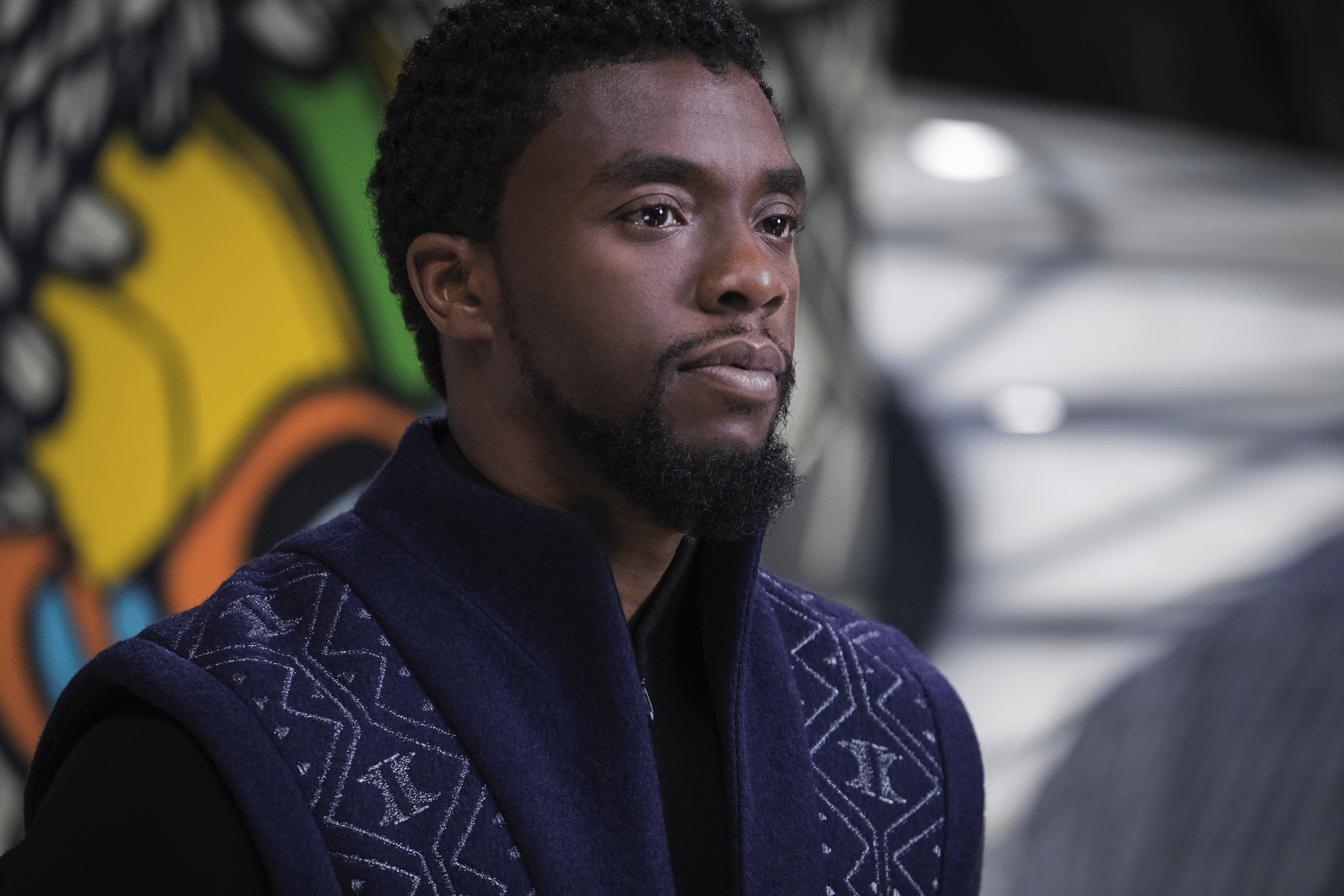 King T'Challa Black Panther