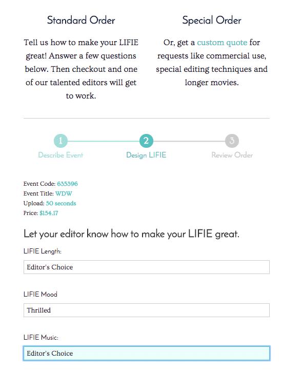 LIFIE review process