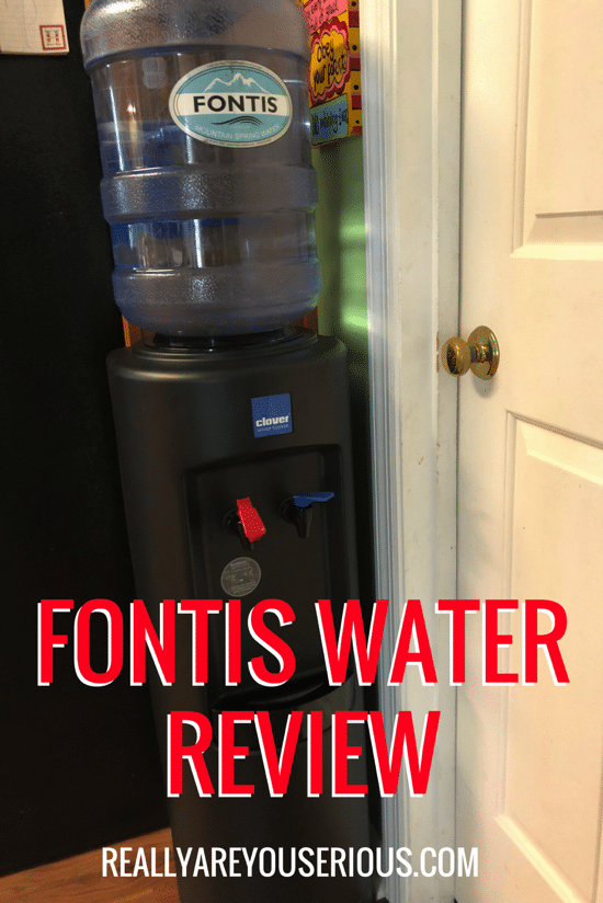 Fontis water review