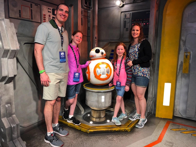 meeting BB-8