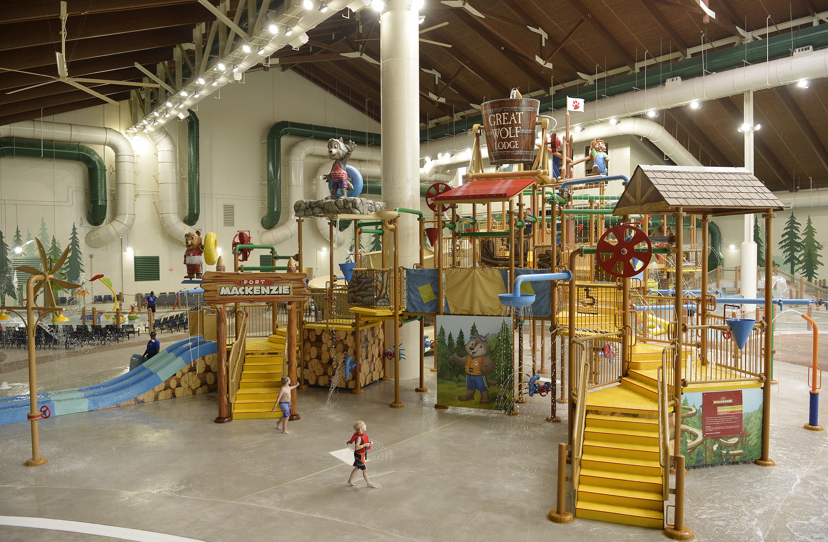 Great Wolf Lodge Georgia • Really, Are You Serious