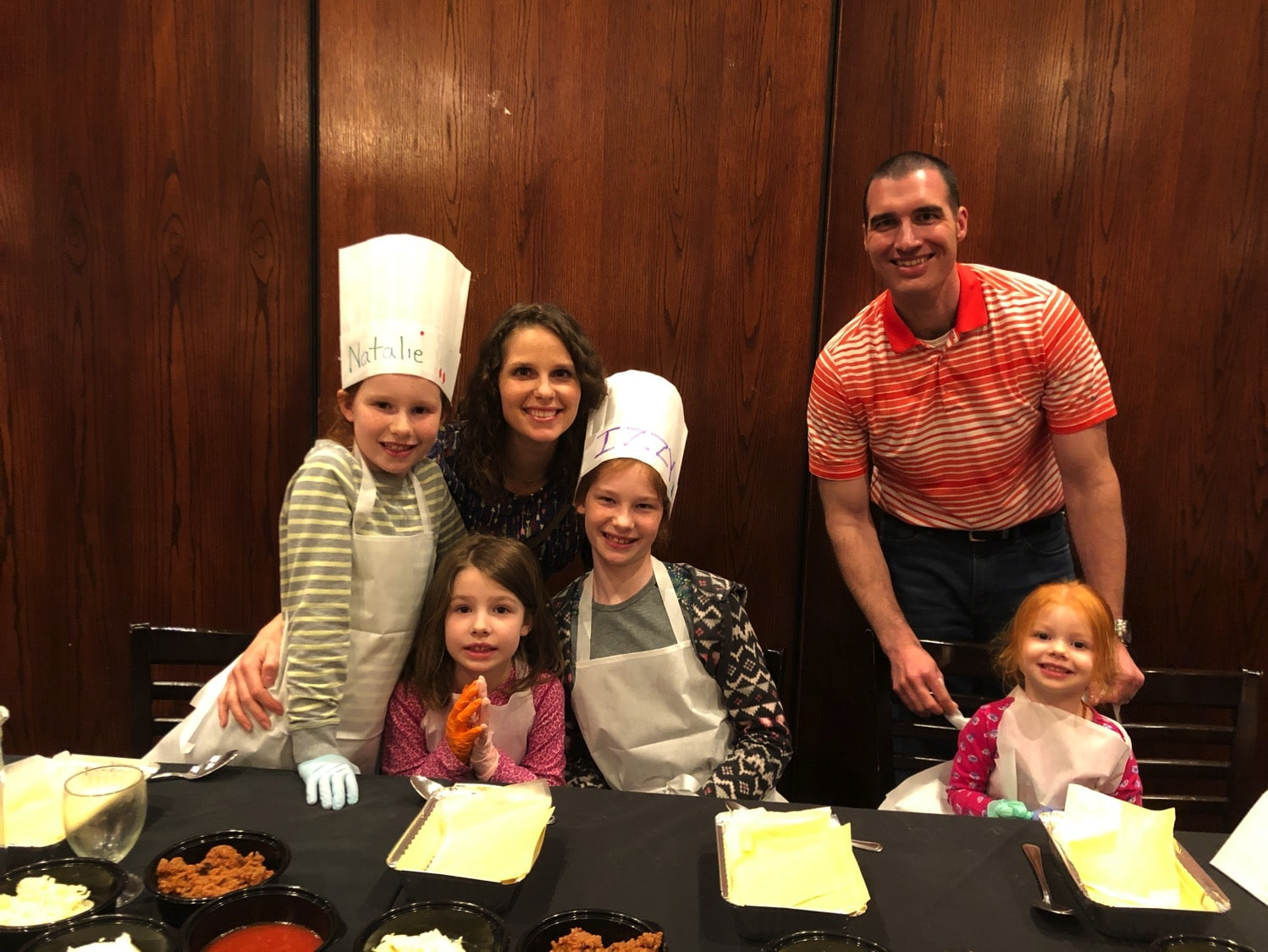Maggiano's Kids Cooking Class