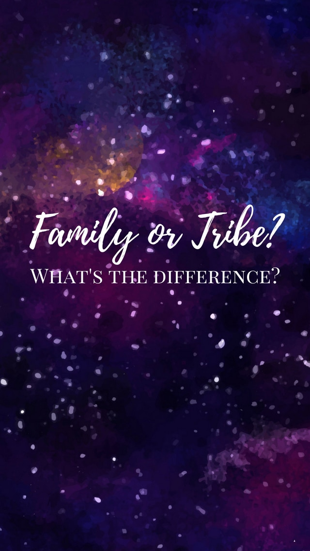Family or Tribe phone wallpaper