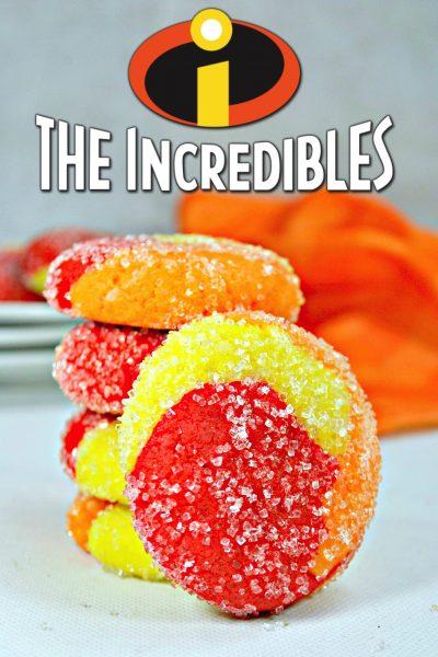 incredibles cookies