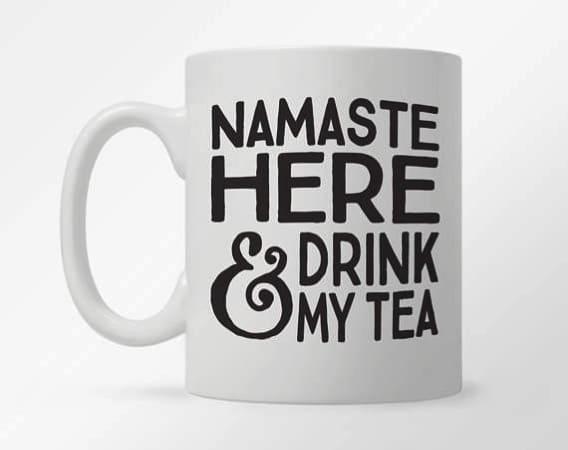 Namaste tea
