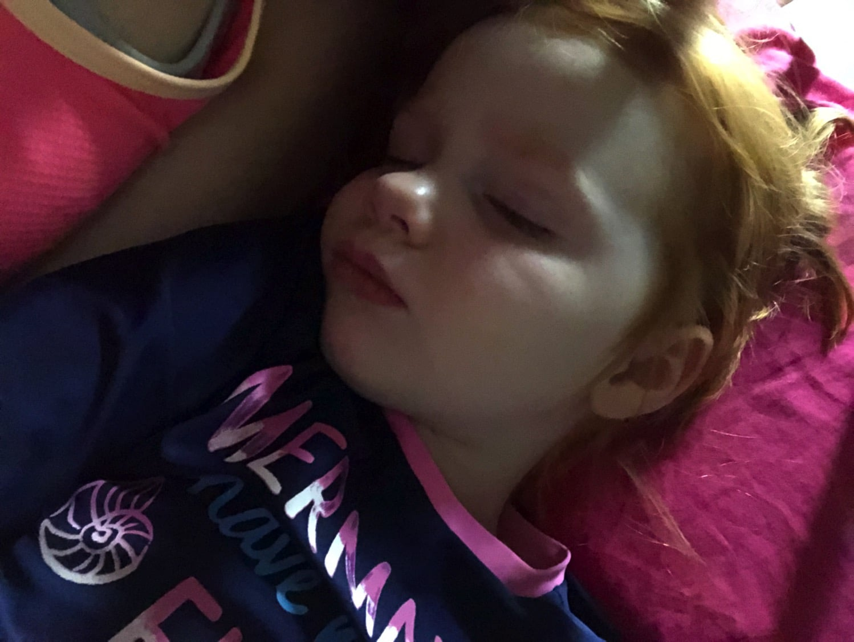 naps with B