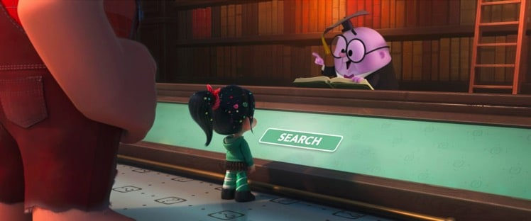 Wreck it ralph search