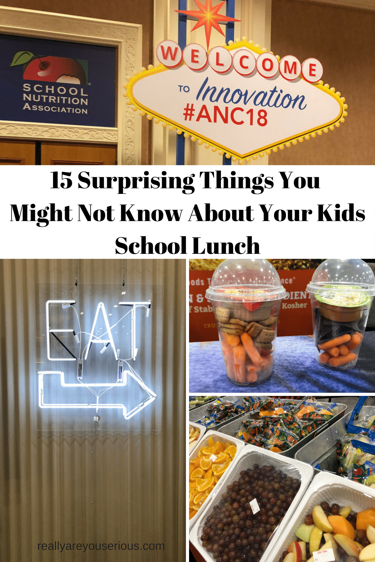 15 surprising things you might not know about your kids school lunch