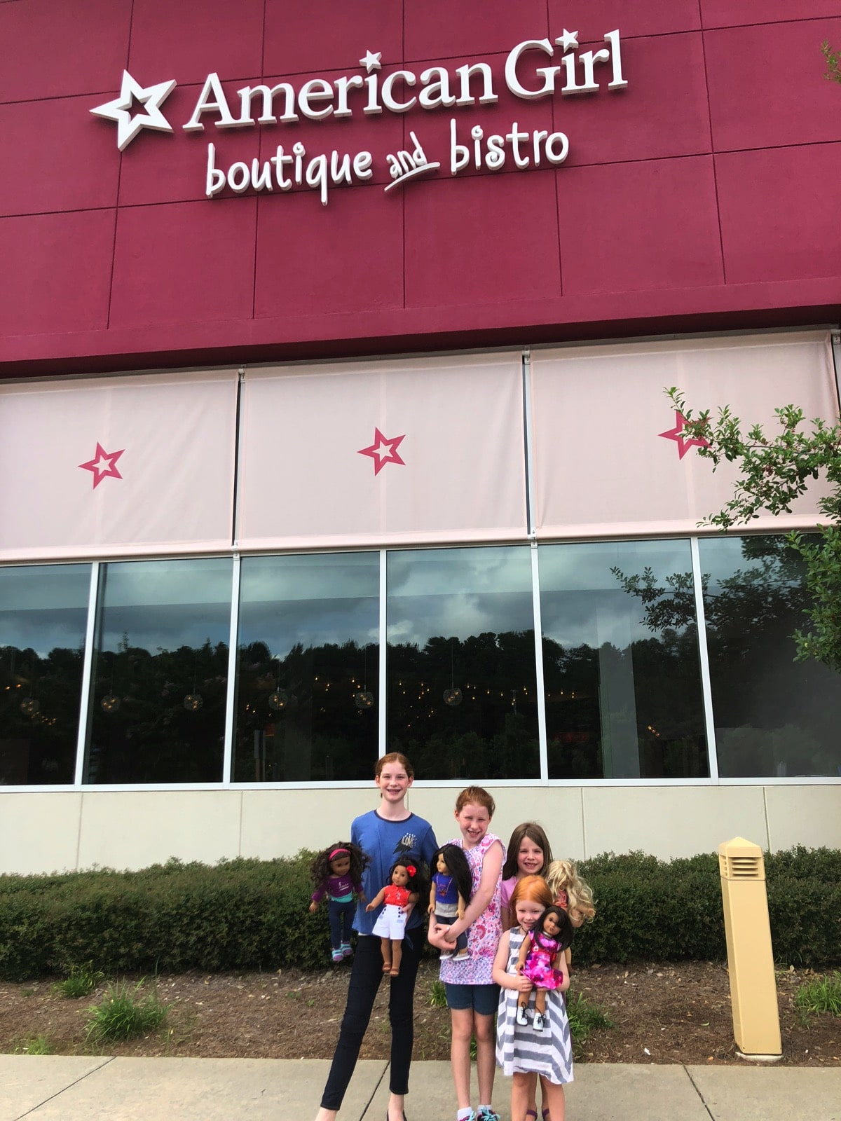 American Girl Store Boutique and Bistro