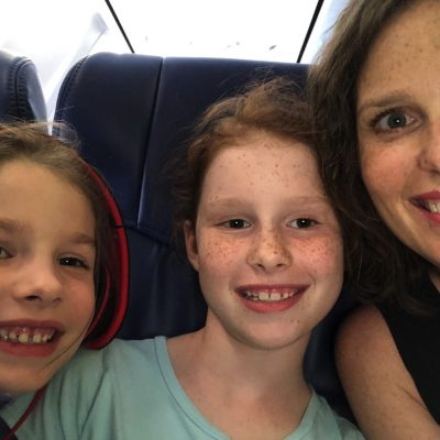 Mommy and Me Monday Flying to houston
