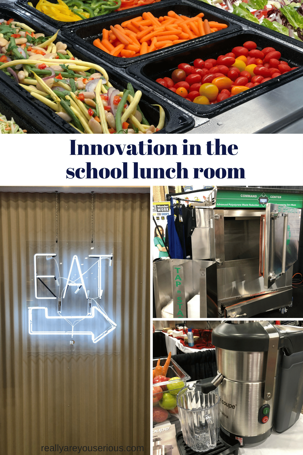 Innovation in the school lunch room