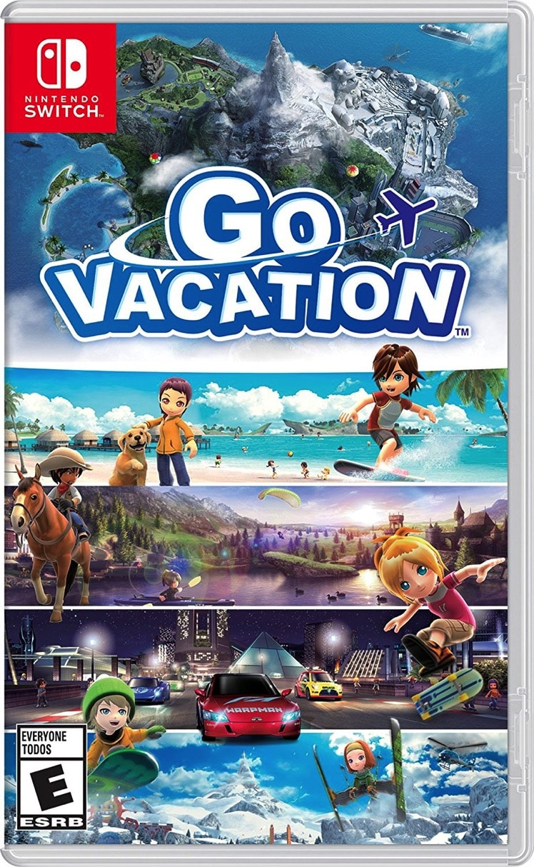 Go vacation