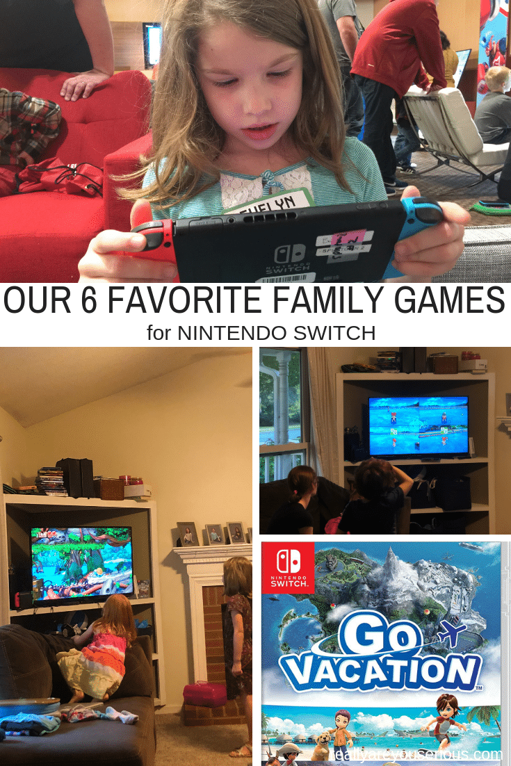 Our 6 favorite family games for nintendo switch