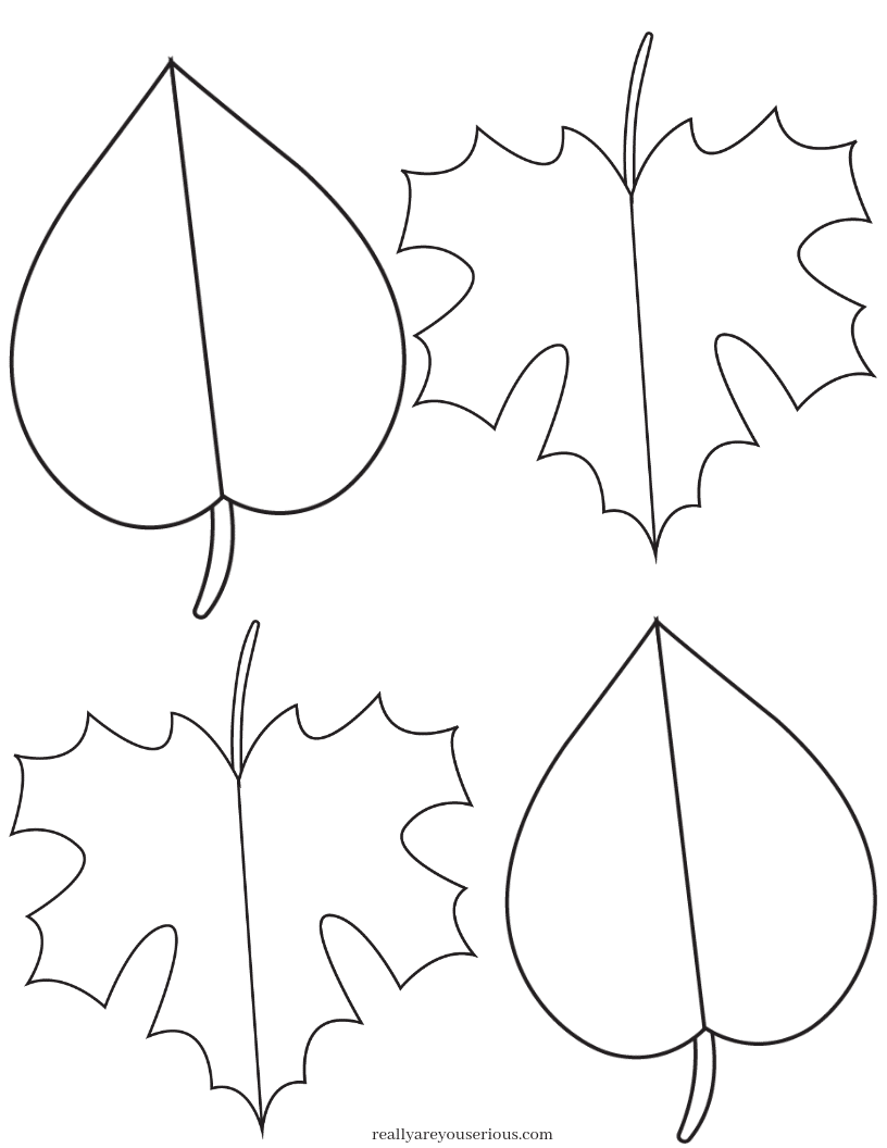 Favorite Leaf Color Classroom Activity class chart page 2