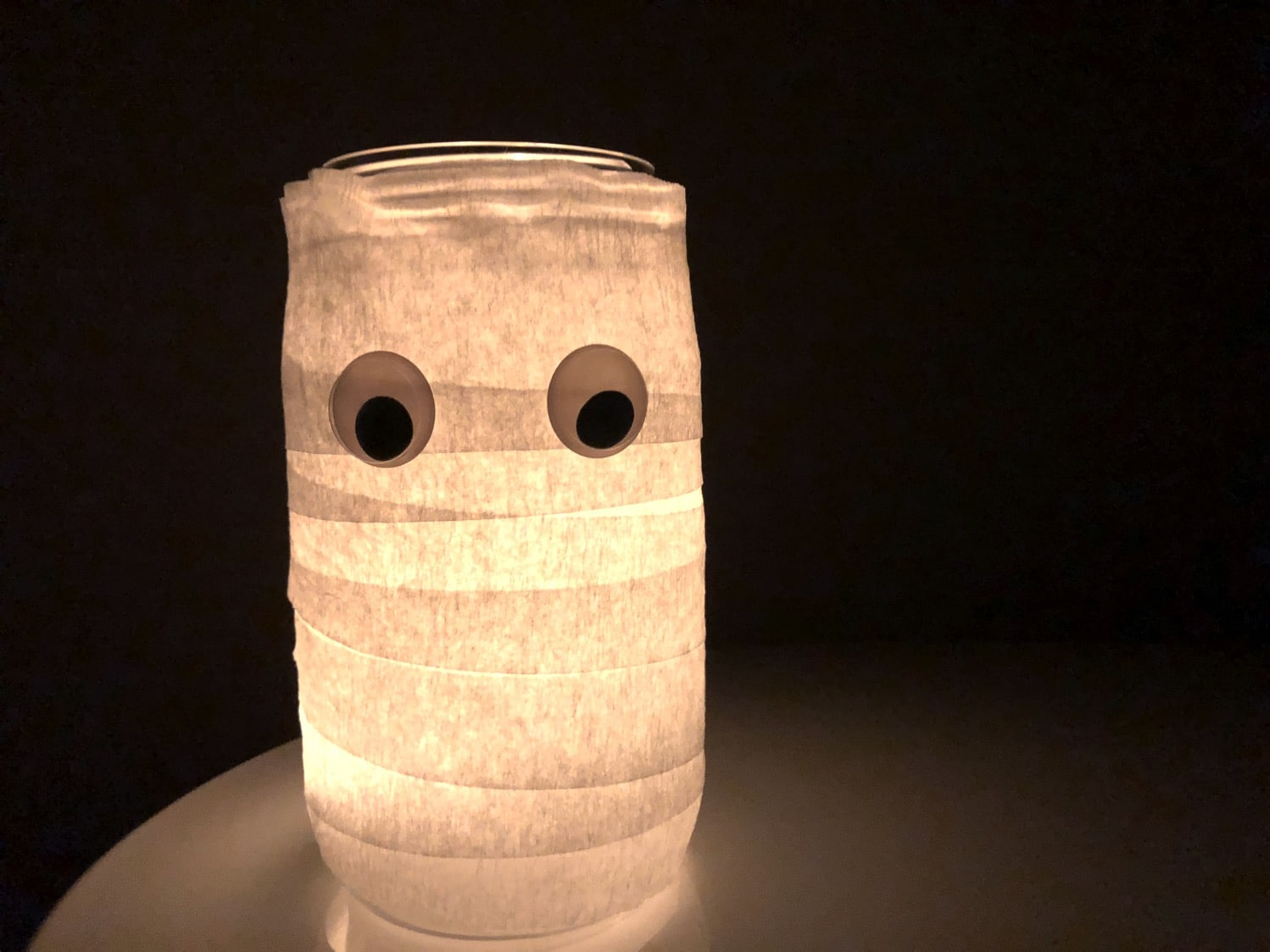 murray mummy lantern